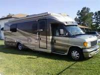 2006 RV Ford E- 450 Dynamax Isata with 31,000 miles.