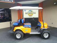 Year: 2006 Condition: Used Go Gators!!! 06 Gas Cart