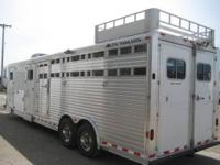 2006 Elite, 4-Horse slant, 12' Warrior Sale LQ,