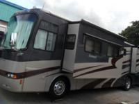 Made use of 2006 Holiday Rambler Endeavor Motor Home