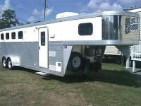 2006 EXISS TRAILERS Sport 4H, THIS TRAILER IS VERY