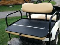 THIS IS A GREAT DEAL FOR THIS ELECTRIC GOLF CART IT HAS