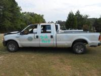 2006 F-350 Super Duty Crew Cab, 5.4L V-8, Automatic