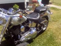 This Harley - Davidson is in Excellent Condition, With
