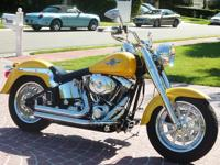 2006 FULLY CUSTOMIZED HIIGH PERFORMANCE HARLEY DAVIDSON