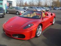 Year: 2006 Make: Ferrari Model: F430 Trim: F1 Spider