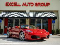 Introducing a 2006 Ferrari F430 Spider equipped with
