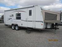 ft. Travel Trailers Expandable/Hybrid Trailers 5378 PSN