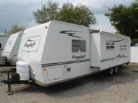 Slideout w/ Topper, Air, Awning, Jacks, Spare Tire,