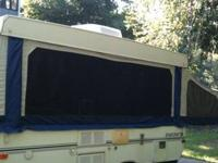 2006 Flagstaff Pop Up Camper Miscellaneous Deluxe