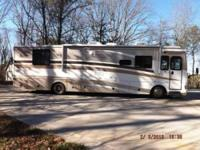 2006 Fleetwood Bounder 38N. Chassis Features- Allison