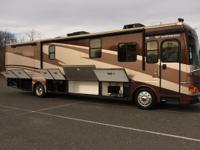 2006 Fleetwood Excursion 39V Diesel Pusher in a very