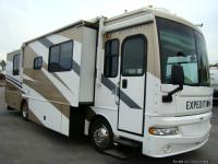 MOTORHOME FOR SALE 2006 FLEETWOOD EXPEDITION 34H CALL