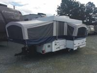 The pre-enjoyed 2006 Fleetwood Folding Trailer Model