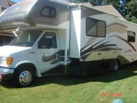 This is a nice Class C RV. This is a non-smoking unit,