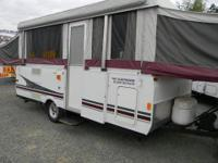 2006 FLEETWOOD NIAGARA POPUP CAMPER HIGH WALL SERIES,