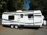 2006 Fleetwood Terry 250FQ (506641). Paste this link