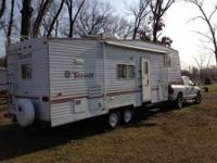 2006 Fleetwood Terry 5th Wheel This is a very nice 28