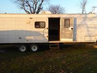 we have a 2006 fleetwood travel trailer park model we