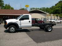 2006 Ford F550 162 wheel base Dually. *FAMILY OWNED AND