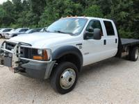 Options Included: N/A2006 Ford F550 Rainbow is a