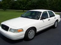 2006 Ford Crown Vic Interceptor with 76,000 miles. This