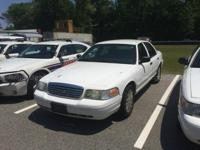 2006 Ford Crown Victoria Police Interceptor 4-DR, 4.6L