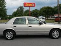 2006 Ford Crown Victoria LX $4990 for Cash Deal We Do