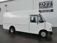 Excellent Running Step Van With Only 51K Miles.