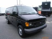 12 PASSENGER POWER WINDOWS AND LOCKS FRONT AND REAR A/C