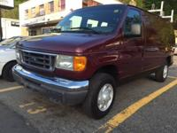 Vans on Broadway has a great Ford E250 with only 88k