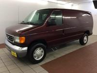 Body Style: Van Engine: 10 Cyl. Exterior Color: