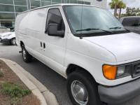 Oxford White Clearcoat 2006 Ford E-350SD, RARE DIESEL