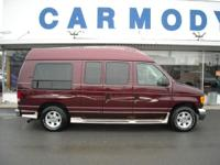 Options Included: N/ARare find! 2006 Ford Econoline