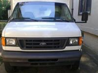 I am selling my Ford E-350 box truck. We used it for a
