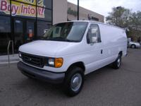 Options Included: N/AIf you need a cargo van and don't