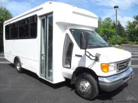 2006 FORD E450 GLAVAL NON-CDL WHEELCHAIR
