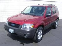 2006 Ford Escape 4dr 4x4 XLT Our Location is: Lithia