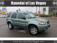 Escape Limited, 4D Sport Utility, Duratec 3.0L V6, and