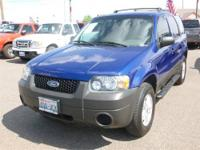2006 FORD Escape SUV 4DR 2.3L XLS 4WD Our Location is: