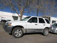 Options:  2006 Ford Escape Xlt Sport|Awd Xlt 4Dr Suv