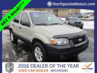 Options:  2006 Ford Escape Xlt Gold We Finance!