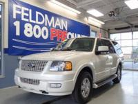 2006 Ford Expedition Limited 4WD. 5.4L V8 Clean CARFAX.