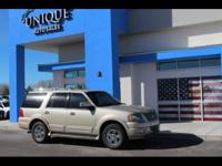 Beautiful 2006 Ford Expedition Limited. Third seat 4x4