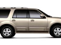 Options:  2006 Ford Expedition Limited|White/|V8 5.4L