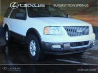 2006 Ford Expedition XLT 5.4L V8 SOHC 24V Superstition