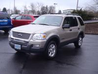 2006 FORD Explorer Air Conditioning, AM/FM Stereo - CD,