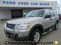 This is a Ford, Explorer for sale by Champion Ford Gulf