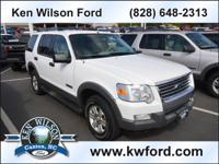 This 2006 Ford Explorer 4dr XLT 4x4 SUV includes a 4.6