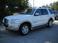 Options Included: 2006 Ford Explorer Eddie Bauer 4X4,